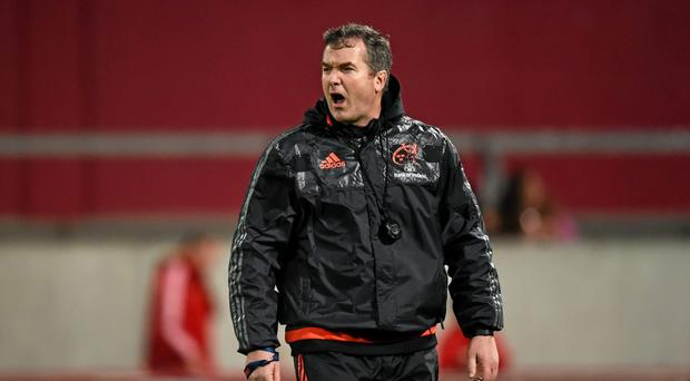 Anthony Foley will be hoping to lift the mood around Thomond Park as attention turns back to European competition