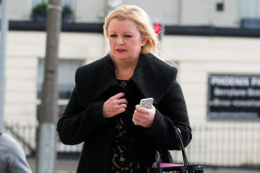 Clare Dooley was ordered to carry out 240 hours' community service over insurance fraud. Photo: Courtpix