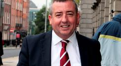 Banking Inquiry chairman Ciaran Lynch