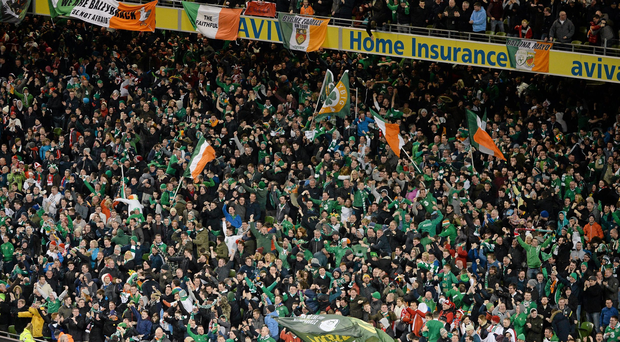 The FAI will make a second March friendly at the Aviva Stadium free to existing season ticket holders