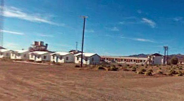 An abandoned motel in Amboy is creeping out the internet Photo: Google