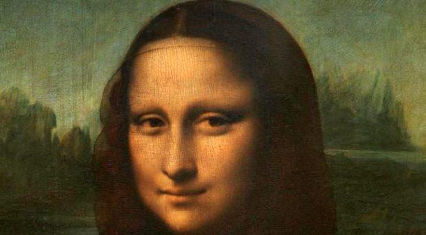 The original Mona Lisa