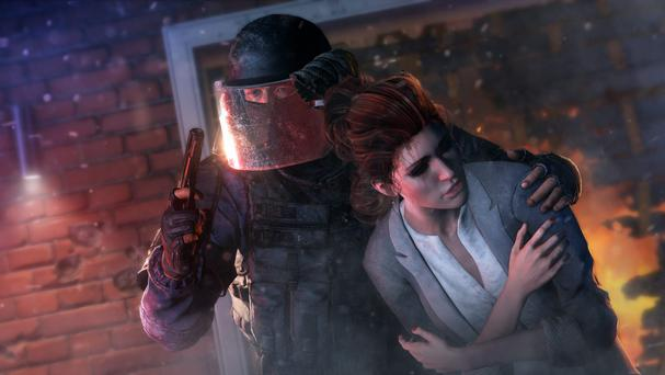 Rainbow Six Siege: rescuing civilians is harder than saving your own hide