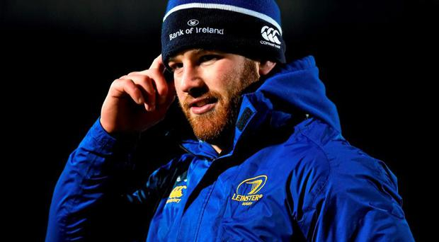Leinster's Sean O'Brien sees ear specialist about inner ear issue