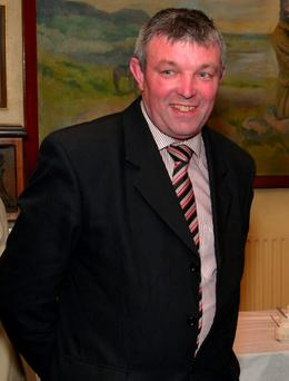 Councillor Joe Queenan