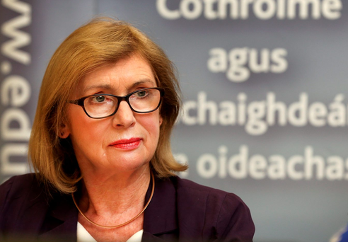 Jan O'Sullivan says that there is not enough time to get law through
