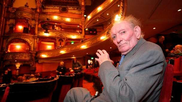 Brian Friel died in October at the age of 86