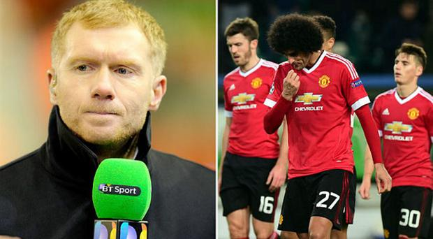 Could Paul Scholes still but it at the highest level?