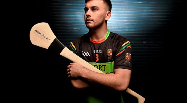 Colin Dunford from IT Carlow, during the Fitzgibbon Cup Independent.ie Higher Education Championships Launch. Croke Park, Dublin. Picture credit: Matt Browne / SPORTSFILE