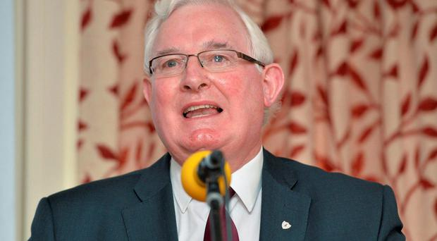 The Chairman of Galway County Board Noel Treacy faces three challengers for his post