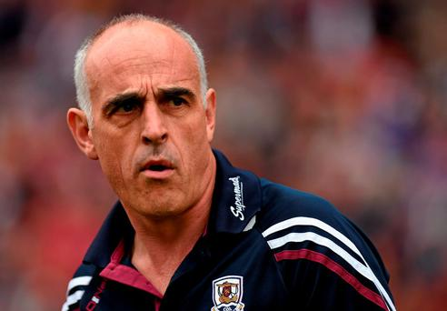 Former Galway manager Anthony Cunningham will be back on managerial duty in Austin, Texas next Sunday
