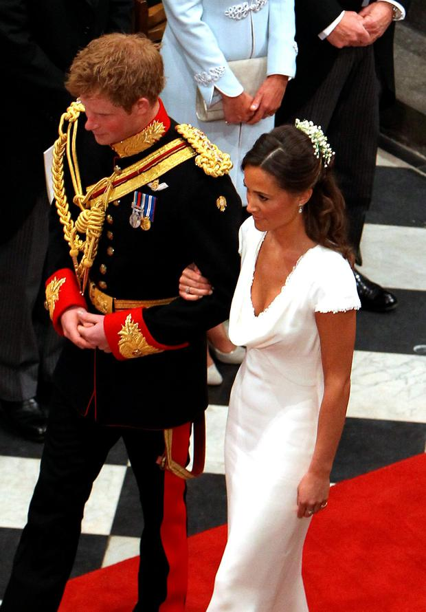 Reports Of Prince Harry And Pippa Middleton S Secret