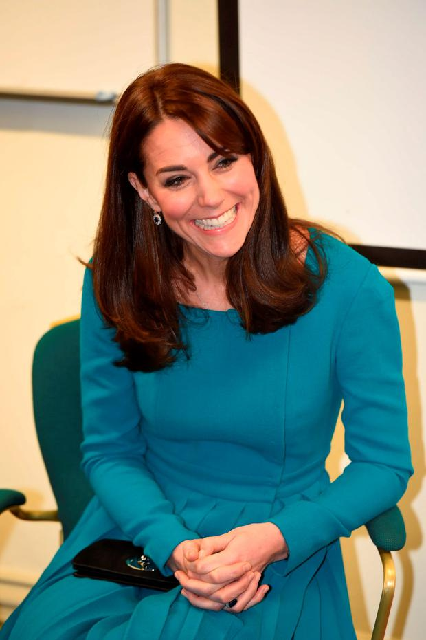 Kate Middleton. Photo: Eddie Mulholland/Daily Telegraph/PA Wire