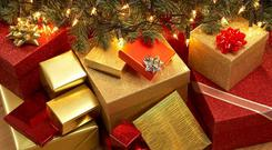 'Where has the spirit of Christmas gone? Since when has it become about receiving the perfect gift?'
