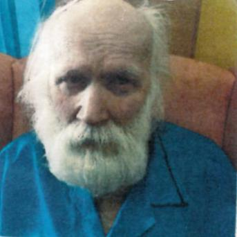 Missing man Jimmy Scanlon (79)