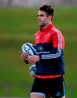 Conor Murray believes Munster have what it takes to start challenging for trophies again