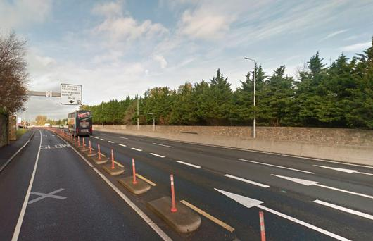 The incident occurred on the N4 westbound between Junction 4 and Junction 5 (Photo: Google Maps)