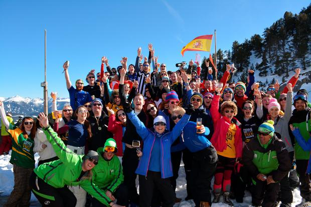 #Coppersontour: The 2015 ski trip