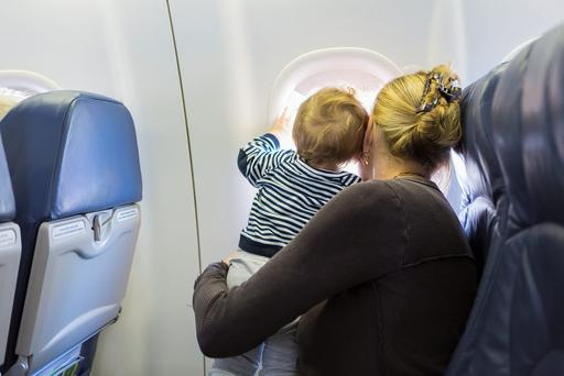 The Irish people raising children abroad.