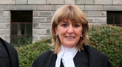Judge Miriam Walsh Pic: Courts Collins
