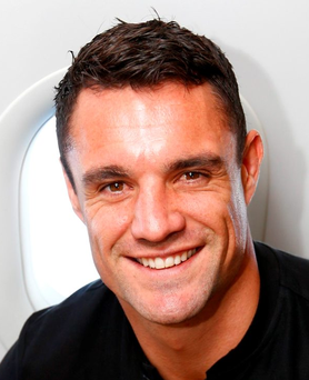 Dan Carter will now be turning out for Racing 92