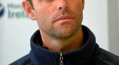 Ireland Mens Hockey coach Craig Fulton