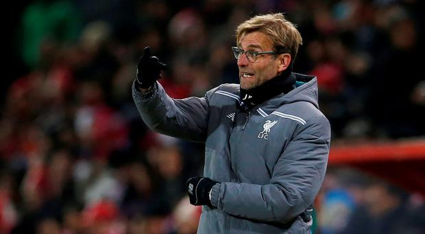 Klopp: No rush