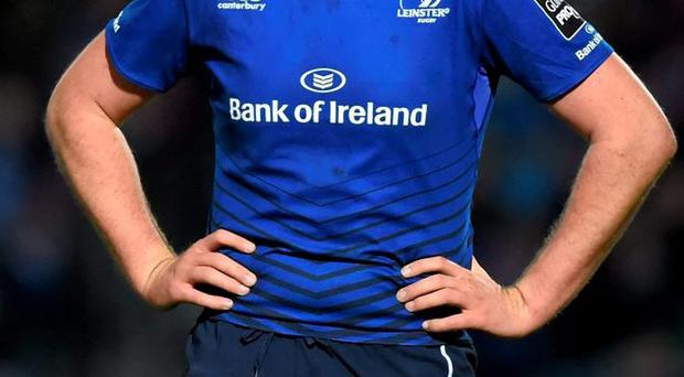 'Apparently Goliath was only 6ft 9ins — two inches shorter than Devin Toner. I'm not sure how handy Dev is with a slingshot'