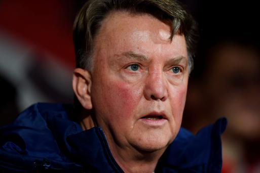 Is Louis van Gaal going to be the next Premier League manager relieved of his position?