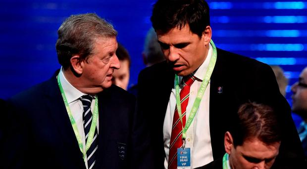Wales boss Chris Coleman admits he must embrace their Euro 2016 clash with Roy Hodgson's England
