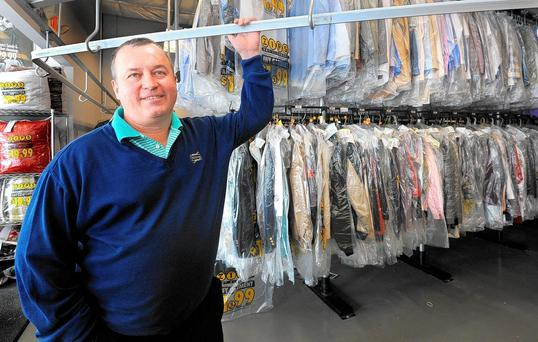 Former rogue trader John Rusnak is now out of jail and is running a dry cleaners in the Baltimore area. Photo: Algerina Perna/Baltimore Sun