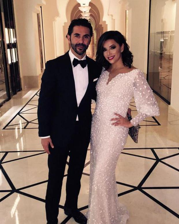 Eva Longoria announced her engagement on Instagram @EvaLongoria
