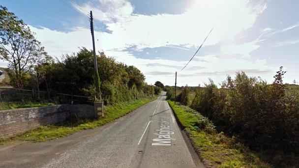 Magheraknock Road Credit: Google Maps