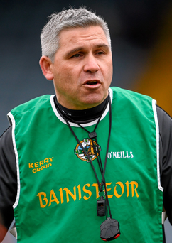 Austin Stacks manager Stephen Stack