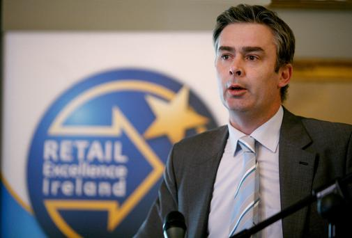 David Fitzsimons of Retail Excellence Ireland