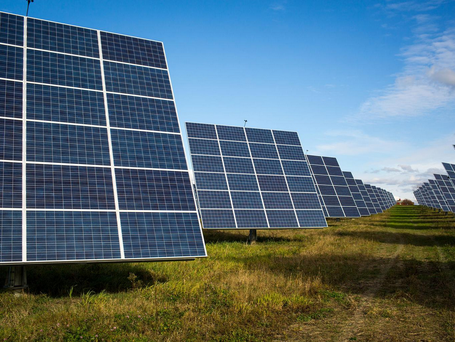 The council voted against rezoning the land for solar panels after listening to comments from the public and the solar company Robert Nickelsberg/Getty Images