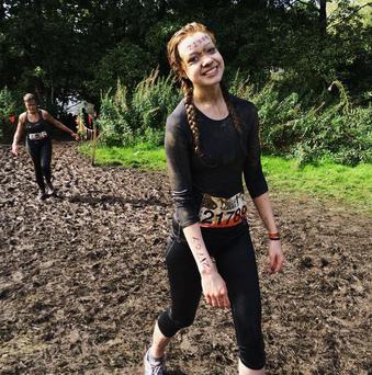 Anna conquered Tough Mudder and thanks stranger Ella for helping her overcome her eating disorder.