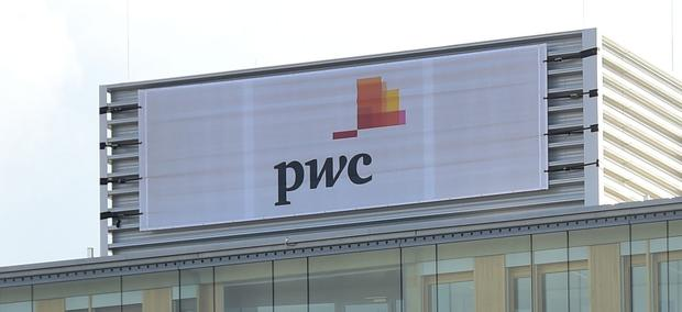 PwC employs about 3.000 staff in Ireland and had a turnover of €329m in the year to the end of December 2014.