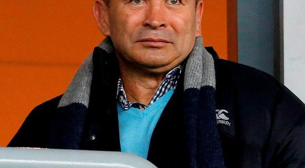 England coach Eddie Jones has made his first impressions by saying that none of the current front-line coaching staff would be continuing their roles