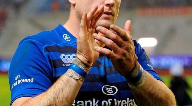 Leinster's Jamie Heaslip says they are a better team now than they were this time last year