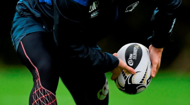 Luke McGrath is one of several up-and-coming Leinster players who should be given a chance