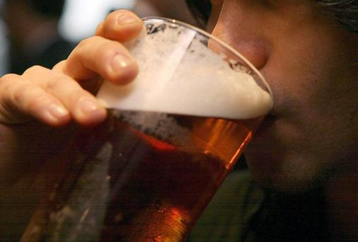 Alcohol poisoning claims one life every week in Ireland, an expert group has warned