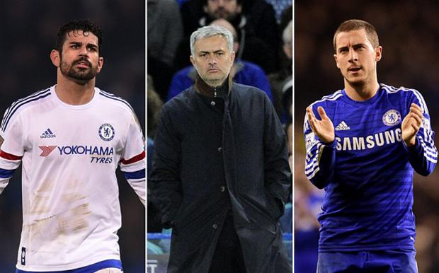 Has Jose Mourinho been betrayed by his Chelsea players?
