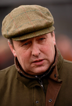 Trainer Pat Fahy