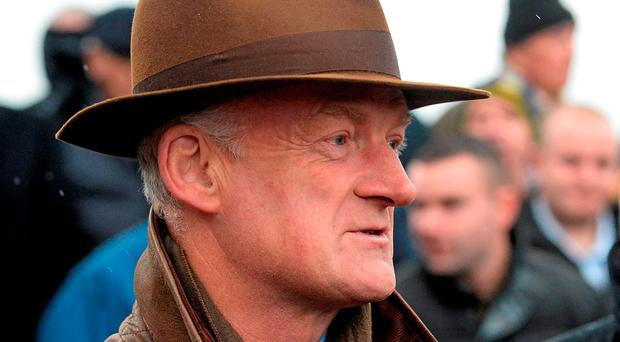 Trainer Willie Mullins hasn't changed his plans for the classy mare Vroum Vroum Mag