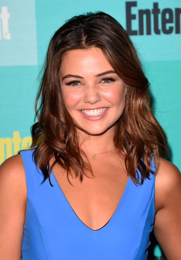 Actress Danielle Campbell attends Entertainment Weekly's Comic-Con 2015 Party sponsored by HBO, Honda, Bud Light Lime and Bud Light Ritas at FLOAT at The Hard Rock Hotel on July 11, 2015 in San Diego, California. (Photo by Jason Merritt/Getty Images for Entertainment Weekly)