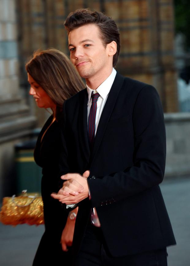 Louis Tomlinson attends the Believe in Magic Cinderella Ball at Natural History Museum on August 10, 2015 in London, England. (Photo by Stuart C. Wilson/Getty Images)