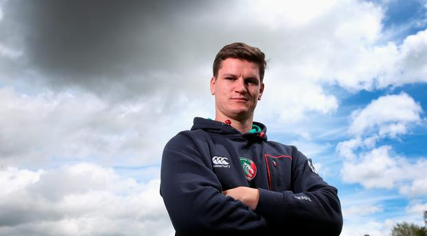 Freddie Burns has blamed a flight for getting Bell's palsy