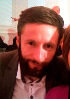 Missing: Paddy Kelly