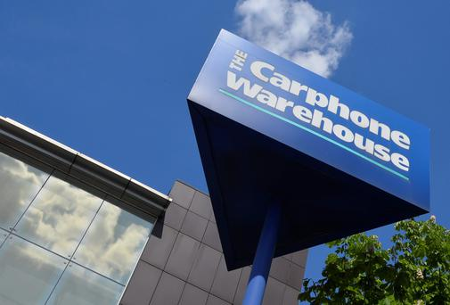 Dixons merged with Carphone Warehouse last year in a £3.8bn (€5.4bn) deal. Photo: Reuters